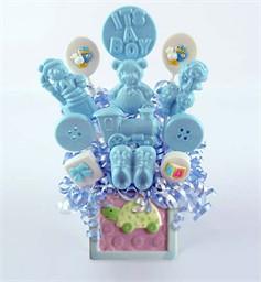 Baby Boy Centerpieces, Baby Boy Decorations