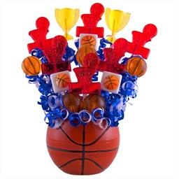 Basketball Centerpiece Decorations