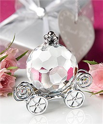 Cinderella Carriage Centerpiece Favors