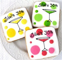 Adult Birthday Party Favors On 30th Home For